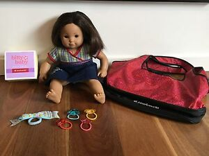 American Girl Baby Doll and Accessories Black Rock Bayside Area Preview