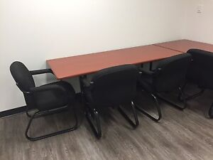 Boardroom conference large tables