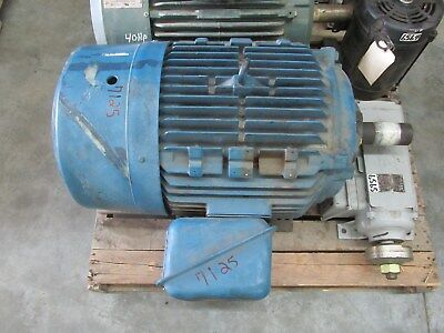 Ac Electric Motor 60 Hp 1800 Rpm 230460 Volt 3ph 3645t Fr Tefc Encl.