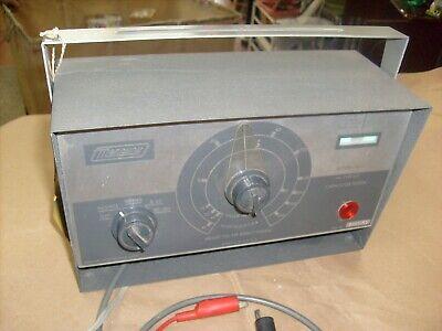 Mercury 1400 In Circuit Capacitor Tester W Green Tuning Eye