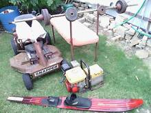 Water ski generator weights mower Moree Moree Plains Preview