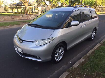 2007 Toyota Tarago 8 seater in perfect condition $11950 cheap!