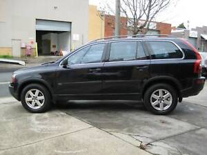 2005 Volvo XC90 2.5T 7 SEATER BOOKS RWC REG 1/20 A1 Heidelberg West Banyule Area Preview
