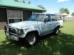 Landcruiser DIESEL- WANTED- CASH PAID -75, 80 or 100 series Emerald Central Highlands Preview