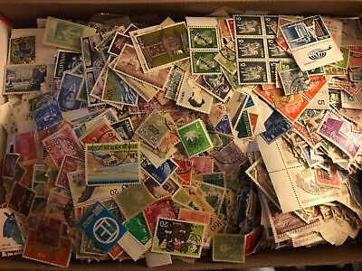 Worldwide Stamps Collection-dealer cards/cto-+0ff Paper Mint+used/lot/glassines+