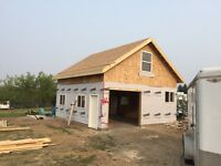 Framing and Roofing