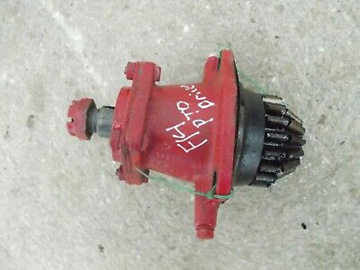 Mccormick Farmall F14 Tractor Ih Main Pto Power Take Off Drive Gear Assembly