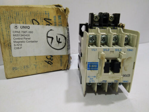 Mitsubishi Electric S-N10 Magnetic Contactor