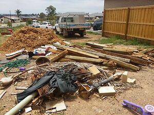 Rubbish removal Emerton Blacktown Area Preview