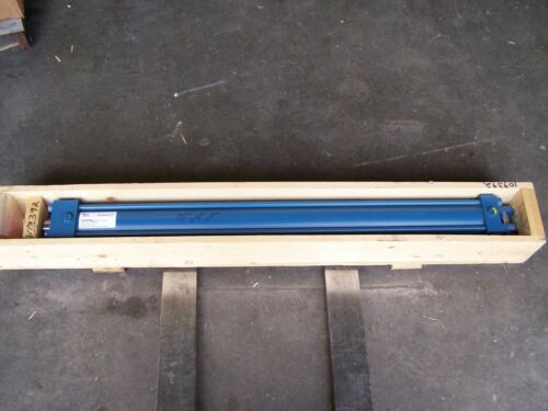 "Rexroth Aventics MP1-HH Hydraulic Cylinder 3.25"" Bore 42.625"" Stroke 2"" Rod New"