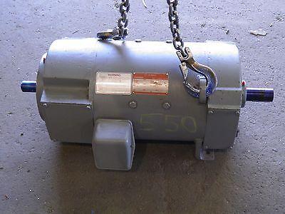 New Ge 15 Hp 17502300 Rpm Dc Motor