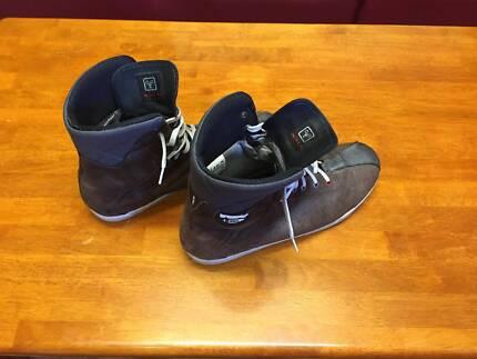 Motorbike Boots TCX X-Rap Waterproof leather