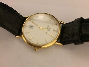 Beautiful Quartz Maurice Lacroix Watch - Gold