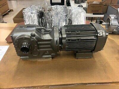 Sew Eurodrive Kt47 Drn80m4 Gearmotor