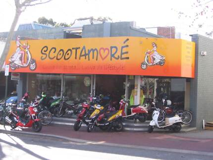 GREAT SCOOTS FROM $990 50cc and BIGGER Subiaco Subiaco Area Preview