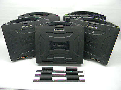 Panasonic Toughbook CF-27 Laptops Lot of 5 Commercial Industrial  #691
