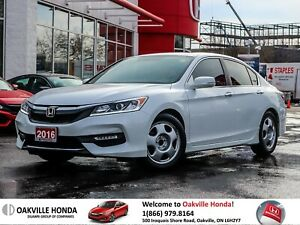 2016 Honda Accord Sedan L4 Sport 6MT 1-Owner|Clean Carfax|Winter