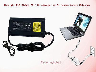 Ac Adapter For Alienware Aurora M9700 Malx M9700i M9700i-...