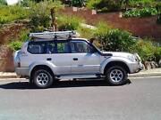 Landcruiser Prado 2002 GXL Corlette Port Stephens Area Preview