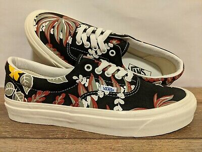 Vans New Era 95 DX Anaheim Factory Og AlohaOg Black Men Size USA 9 UK 8.5 EUR 42