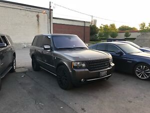 2010 Range Rover Autobiography Supercharged 650HP
