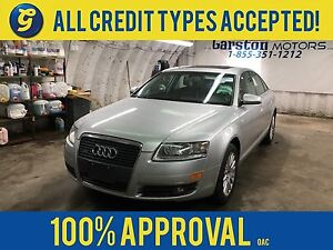 2007 Audi A6 A6 QUATTRO****AS IS CONDITION AND APPEARANCE****LE