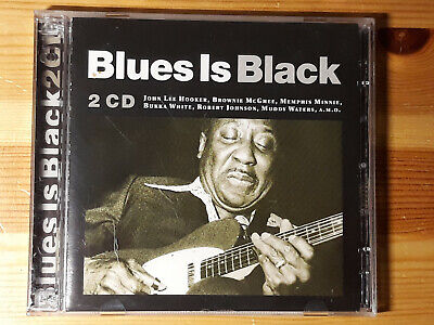 2CD - Blues is Black