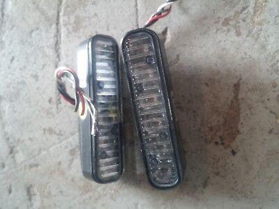 Two Whelen Ion Led Lights Ionr