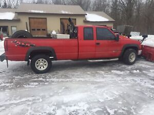 1994 5spd 6.5 with or without vplow