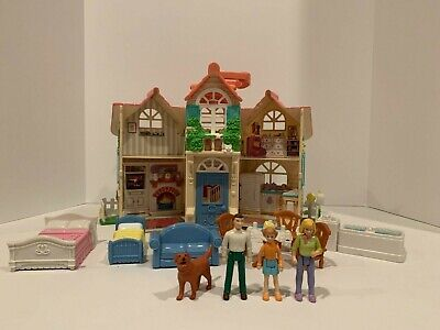 fisher Price Sweet Streets Country House