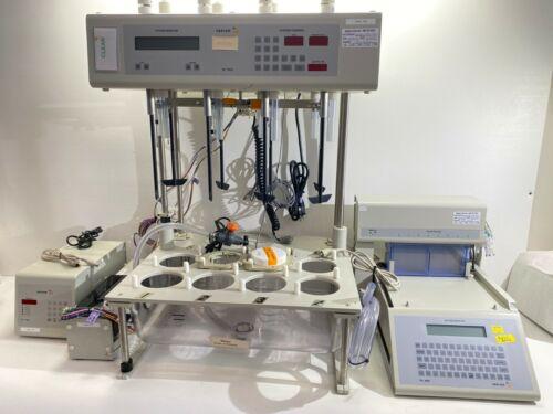 VARIAN Dissolution System VK7010 + VK8000 + VK810 + Heater Circulator w Warranty