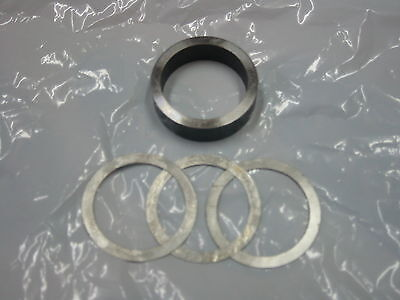 FORD NINE INCH   Solid PINION  SPACER & SHIMS ( SET OF 4 PIECES )