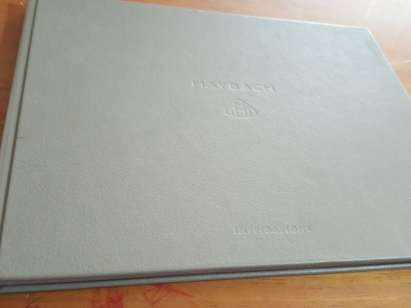 Maybach Inspiration Book