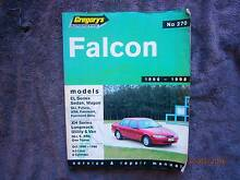 Ford Falcon !996-1998 Gregorys Bardon Brisbane North West Preview