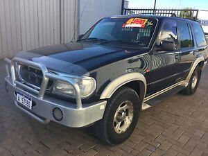 2000 Ford Explorer XLT AUTO V6  4X4 Wagon Silver Sands Mandurah Area Preview