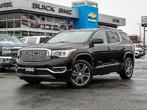 2018 GMC Acadia DENALI, 7 PASSENGER, LOADED