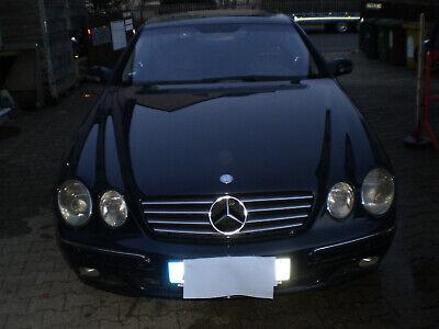Mercedes Benz CL 500  Coupe Leder Vollausstattung  EZ 2001 Tüv 4.21