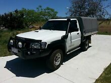 2007 Nissan Patrol Ute common rail low km engine installed Beldon Joondalup Area Preview