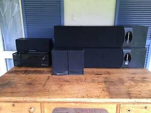 Onkyo Receiver and wharfedale speakers Bowral Bowral Area Preview
