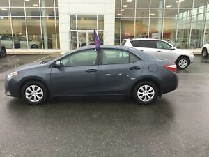 2014 Toyota Corolla CE AUTO; AIR; P/W; P/LOCKS; HEATED MIRRORS