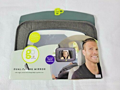 GO By Goldbug Mirror For Rear And Forward Facing Car Seats