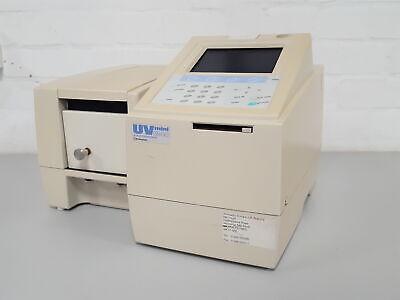 Shimadzu Uv Mini-1240 Uvvis Spectrophotometer Lab