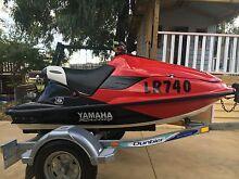 Yamaha Waveblaster 3 800cc Jetski Bayswater North Maroondah Area Preview