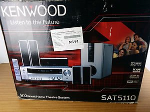 BRAND NEW NEVER USED KENWOOD HOME THEATER SYSTEM Alexandria Inner Sydney Preview