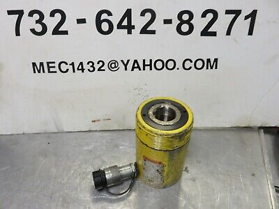 Enerpac Rch202  20 Ton Cylinder Enerpac Rch 202 Hollow 20 Ton Excellent