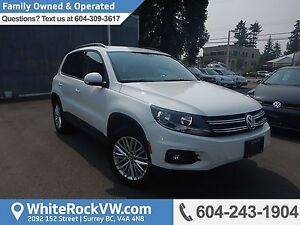 2016 Volkswagen Tiguan Special Edition HEATED FRONT SEATS, RE...