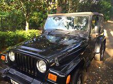 2005 Jeep Wrangler Convertible Paddington Eastern Suburbs Preview