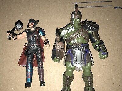Marvel Legends Series Thor Ragnarok 3.75-inch Thor & Hulk 2-PackUniverse Hasbro