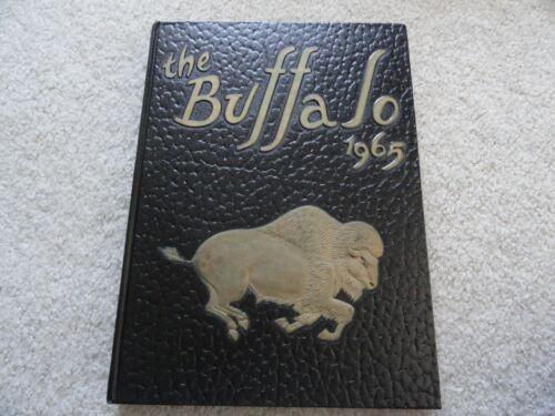 1965 Haltom High School Yearbook