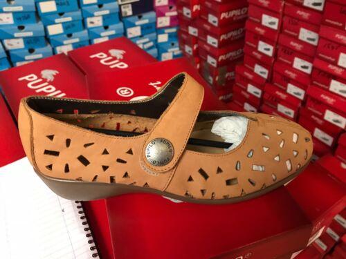Ladies+Mustard+Soft+Nubuck+Leather+Shoes+Size+3